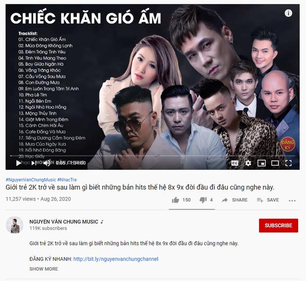 Nhạc sĩ Nguyễn Văn Chung bức xúc khi ca khúc của mình đăng trên kênh cá nhân bị đánh bản quyền, Khắc Việt - Nguyễn Trần Trung Quân đồng cảm - Ảnh 2.