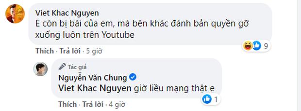 Nhạc sĩ Nguyễn Văn Chung bức xúc khi ca khúc của mình đăng trên kênh cá nhân bị đánh bản quyền, Khắc Việt - Nguyễn Trần Trung Quân đồng cảm - Ảnh 3.