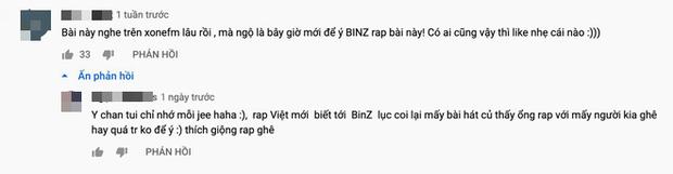 JustaTee khơi lại clip bộ 3 quyền lực Rap Việt thời trẻ măng, fan tá hỏa vì bây giờ mới biết Binz thể hiện phần rap trong Crying Over You - Ảnh 6.