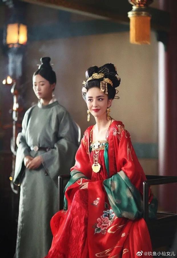 Ở tuổi U40, mà Đồng Lệ Á vẫn bùng nổ visual khi hóa thân thành Tây Thi đẹp xuất sắc trong phim mới - Ảnh 3.