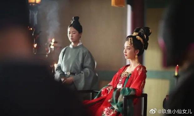 Ở tuổi U40, mà Đồng Lệ Á vẫn bùng nổ visual khi hóa thân thành Tây Thi đẹp xuất sắc trong phim mới - Ảnh 2.