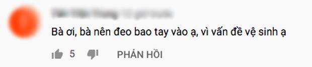Bị chê nấu ăn dùng tay trần mất vệ sinh nhưng lần này Bà Tân Vlog lại được dân mạng thanh minh hộ với lý do rất đúng đắn - Ảnh 5.