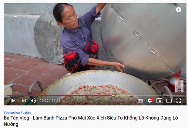 Bị chê nấu ăn dùng tay trần mất vệ sinh nhưng lần này Bà Tân Vlog lại được dân mạng thanh minh hộ với lý do rất đúng đắn - Ảnh 2.