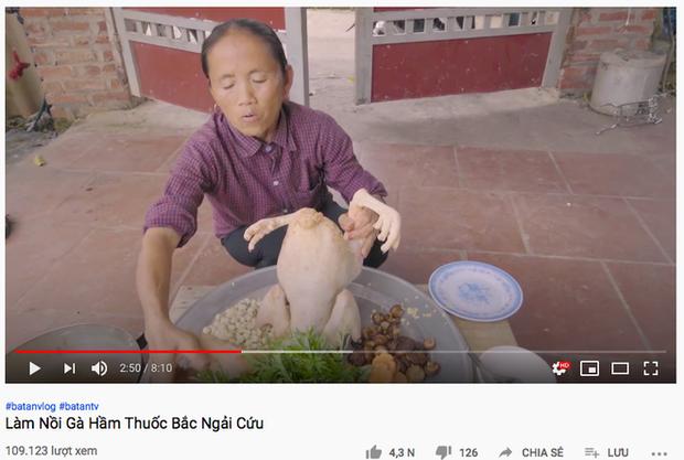 Bị chê nấu ăn dùng tay trần mất vệ sinh nhưng lần này Bà Tân Vlog lại được dân mạng thanh minh hộ với lý do rất đúng đắn - Ảnh 1.