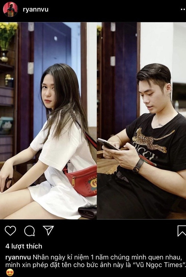 Rich kid Hà thành của Người Ấy Là Ai đăng ảnh kỉ niệm 1 năm quen gái xinh phố cổ rồi bất ngờ xoá post - Ảnh 3.