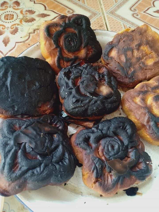 Vẫn là hội ghét bếp: Trổ tài nướng bánh Trung thu nhưng làm xong chỉ muốn quăng cả lò lẫn bánh! - Ảnh 5.