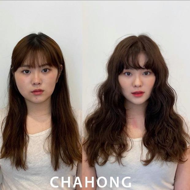 """Dao kéo làm gì khi các nàng đã có 5 kiểu tóc đẹp vi diệu vừa """"giải cứu"""" mặt tròn vừa chỉnh sửa mặt thiếu cân đối - Ảnh 4."""