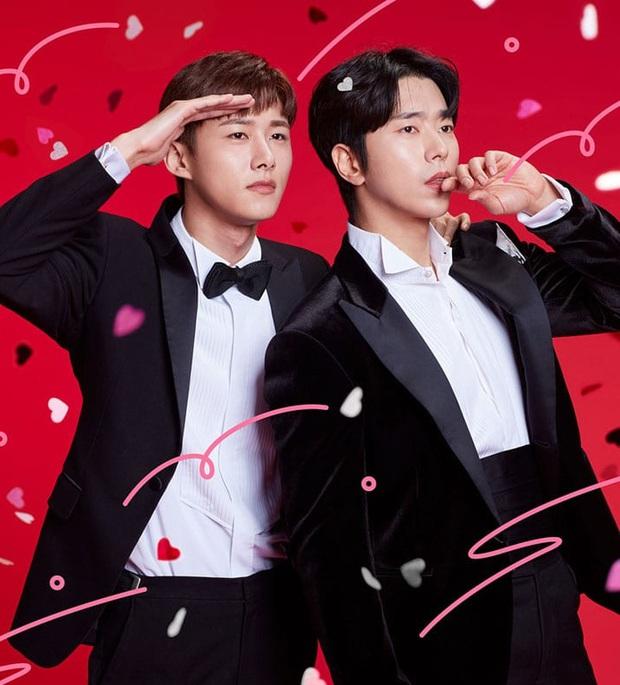 Đài lớn đồng loạt dừng làm phim, truyền hình Hàn đóng băng vì đại dịch trở lại - Ảnh 3.