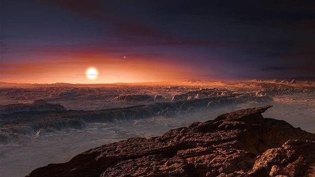 NASA công bố hình ảnh ấn tượng của hành tinh giống Trái Đất có thể có sự sống - Ảnh 1.
