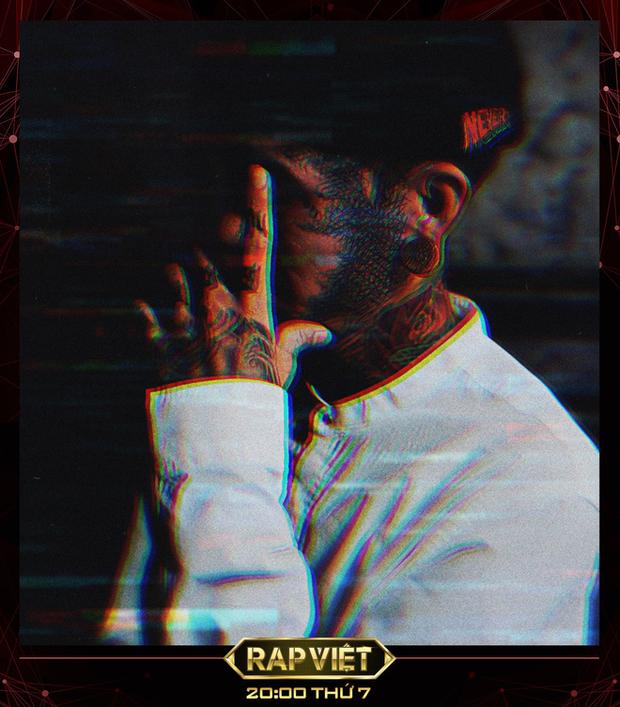 Rap Việt tập 5 lộ thêm thí sinh máu mặt giới Underground: Từng hoạt động chung gang GR5 với Jack, có bản rap 53 triệu view! - Ảnh 1.