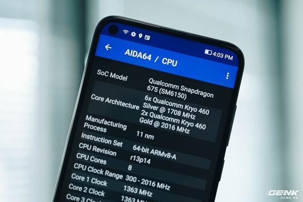Trên tay Vsmart Live 4: Smartphone Make in Vietnam đầu tiên của VinSmart, cấu hình mạnh, giá bán hấp dẫn - Ảnh 9.