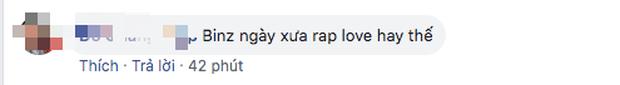 JustaTee khơi lại clip bộ 3 quyền lực Rap Việt thời trẻ măng, fan tá hỏa vì bây giờ mới biết Binz thể hiện phần rap trong Crying Over You - Ảnh 7.