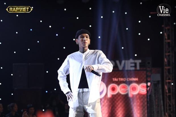 Rap Việt tập 5 lộ thêm thí sinh máu mặt giới Underground: Từng hoạt động chung gang GR5 với Jack, có bản rap 53 triệu view! - Ảnh 4.