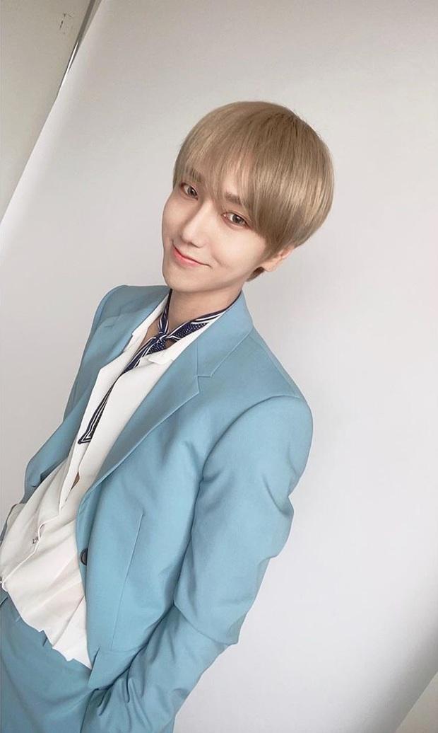 Nhận không ra 2 mỹ nam Super Junior ngày nào: Người mặt nhọn hoắt tam giác ngược, còn đâu nam thần vạn người mê Kibum? - Ảnh 4.
