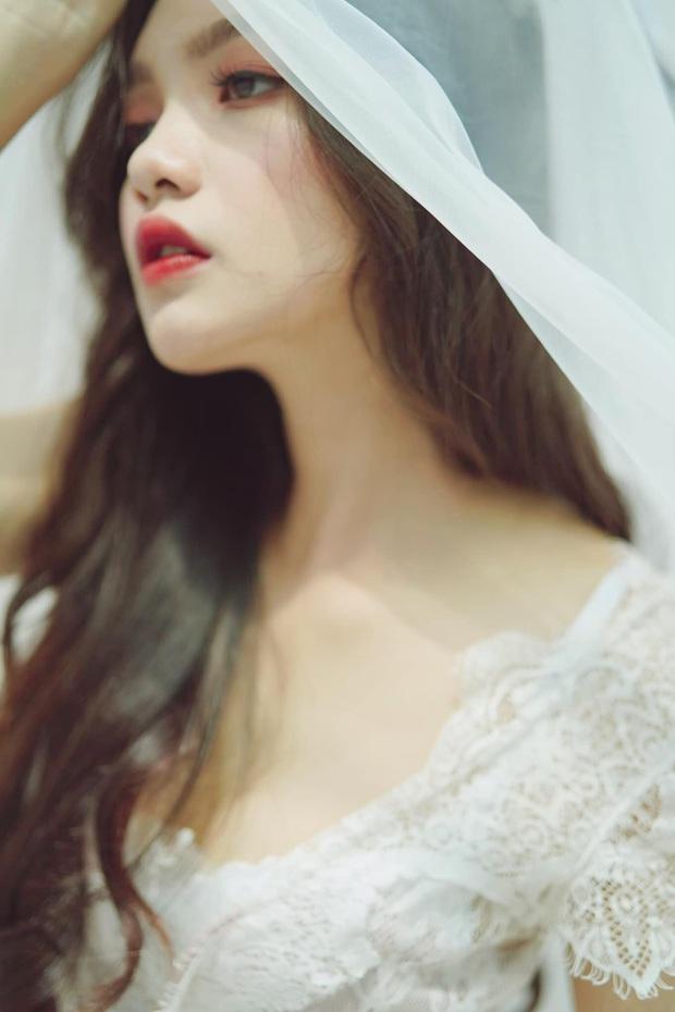 Thí sinh bị ép lấy chồng năm 17 tuổi của Hoa Hậu Việt Nam 2020: Ngoại hình cực nóng, có câu chuyện giống với H'Hen Niê - Ảnh 5.