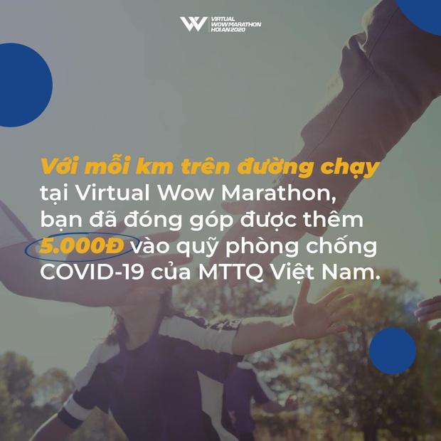 Virtual Wow Marathon Hội An 2020: Những lưu ý quan trọng trước, trong và sau cuộc đua - Ảnh 3.