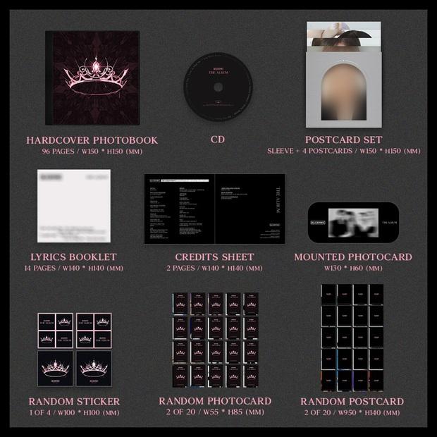 Album BLACKPINK bị lộ tracklist, netizen choáng nhẹ vì sự xuất hiện của Cardi B? - Ảnh 4.