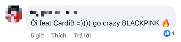 Album BLACKPINK bị lộ tracklist, netizen choáng nhẹ vì sự xuất hiện của Cardi B? - Ảnh 6.