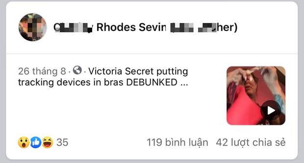 Thực hư chuyện Victorias Secret cài chip theo dõi vào đồ lót của hội chị em? - Ảnh 2.
