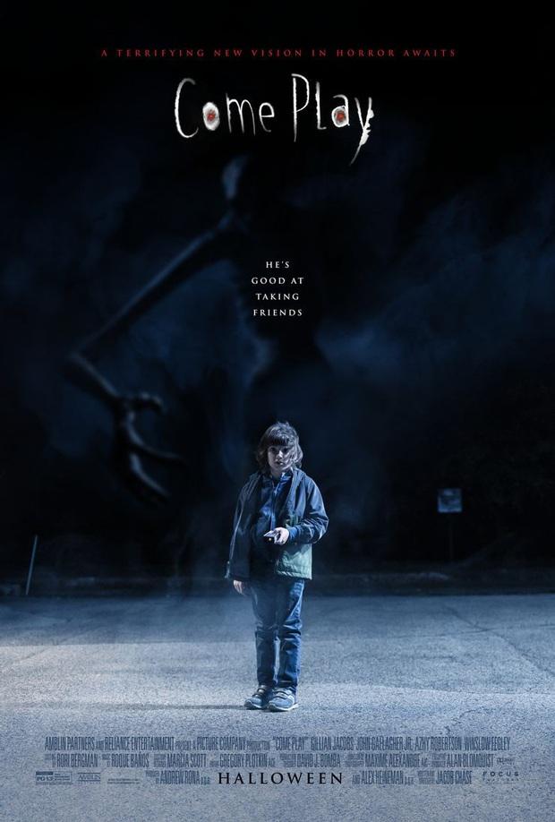 Phim kinh dị về trẻ tự kỷ Come Play tung trailer siêu rùng rợn, xem qua cứ tưởng IT phần 3! - Ảnh 6.