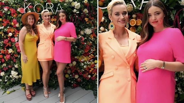 Katy Perry - Orlando đón con gái đầu lòng, bất ngờ phản ứng của thiên thần Victorias Secret Miranda Kerr với chồng cũ - Ảnh 4.
