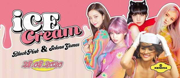 """""""Bóc"""" set quà cực xịn PR cho Ice Cream của BLACKPINK và Selena Gomez: Có cả một """"tủ lạnh"""" đựng kem, ngập tràn kẹo ngọt ngào - Ảnh 5."""