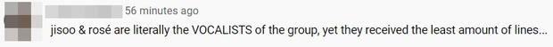 Bài nhóm mình mà BLACKPINK hát như khách mời của Selena Gomez, fan phẫn nộ vì Jisoo ít line nhưng Rosé mới đứng bét? - Ảnh 9.