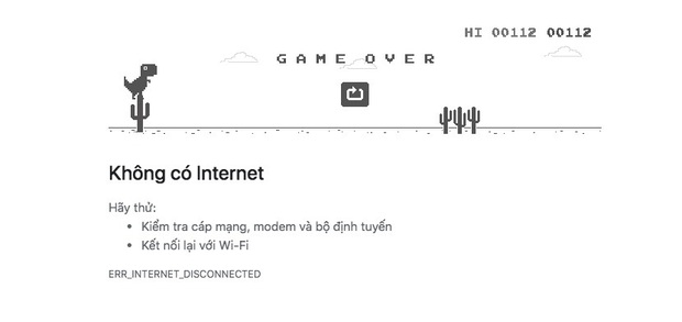 Chú khủng long mất kết nối của Google Chrome có thêm phiên bản mới, rất xịn! - Ảnh 1.
