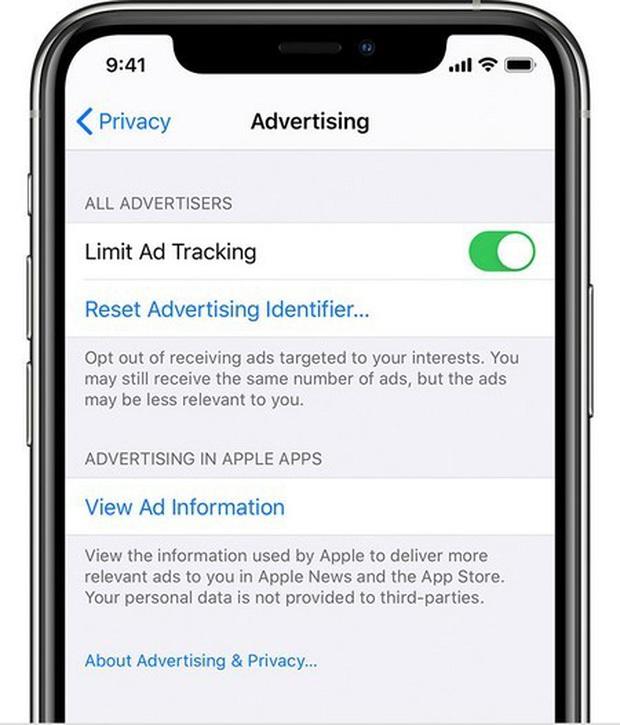 Vũ khí lợi hại mà Apple sắp kích hoạt khiến Facebook suy yếu là gì? - Ảnh 3.