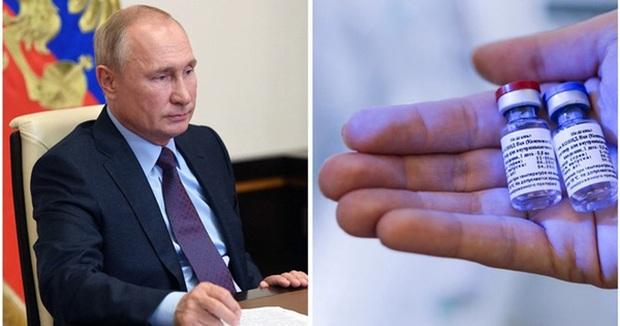 Putin tiết lộ chuyện con gái tiêm vaccine COVID-19 - Ảnh 1.