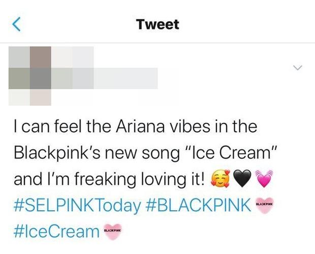 Fan US-UK khen chê lẫn lộn màn hợp tác của BLACKPINK và Selena Gomez, nhưng Ariana Grande mới là người được nhắc đến nhiều nhất! - Ảnh 5.