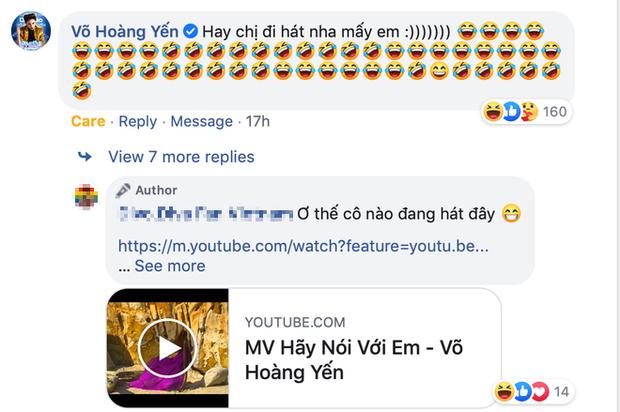 Diễn đàn thanh nhạc chê Hoa hậu Khánh Vân giọng chói tai nhưng lại khen Võ Hoàng Yến, nữ siêu mẫu vào bình luận luôn và ngay - Ảnh 4.