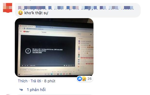 MV Ice Cream lag và sập toàn tập ngay khi lên sóng, lượt xem công chiếu của BLACKPINK cũng vì thế mà bị ảnh hưởng? - Ảnh 4.