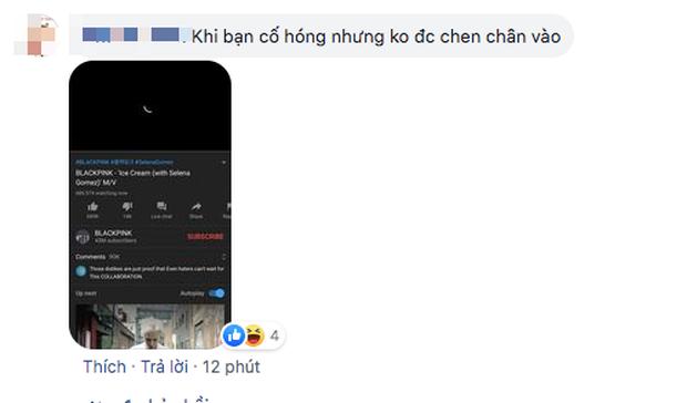 MV Ice Cream lag và sập toàn tập ngay khi lên sóng, lượt xem công chiếu của BLACKPINK cũng vì thế mà bị ảnh hưởng? - Ảnh 12.