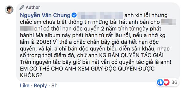 Nhạc sĩ Nguyễn Văn Chung bức xúc khi ca khúc của mình đăng trên kênh cá nhân bị đánh bản quyền, Khắc Việt - Nguyễn Trần Trung Quân đồng cảm - Ảnh 7.