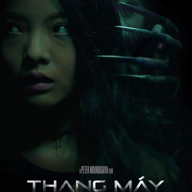 Nữ chính Lời Nguyền Huyết Ngải xuất kho phim ma mới, khán giả khiếp vía đòi leo thang bộ đến xem - Ảnh 1.