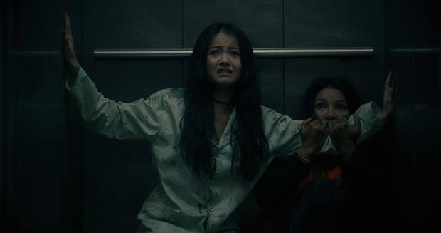 Nữ chính Lời Nguyền Huyết Ngải xuất kho phim ma mới, khán giả khiếp vía đòi leo thang bộ đến xem - Ảnh 2.