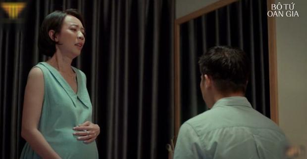 Thu Trang tự luyến cực độ, quyết không cho trai đẹp Võ Cảnh lái máy bay ở  Bộ Tứ Oan Gia tập 2 - Ảnh 8.