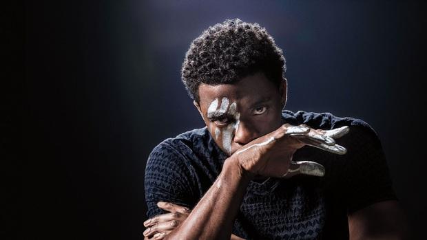 Vừa vật lộn chữa trị ung thư vừa tập luyện và ghi hình Black Panther: Từ mạnh mẽ thật chẳng đủ để nói về Chadwick Boseman - Ảnh 6.