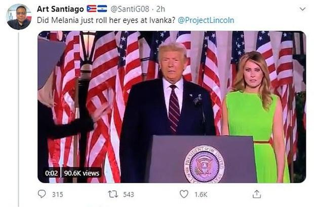 Khoảnh khắc Đệ Nhất Phu nhân Mỹ cười thảo mai với con gái riêng của chồng rồi lập tức đanh mặt lại tại hội nghị lớn gây bão MXH - Ảnh 5.
