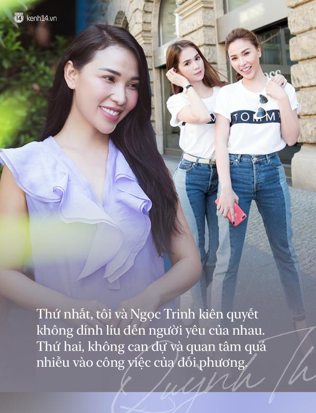 Theo Quỳnh Thư thăm cơ ngơi 3800m2 giữa lòng Sài Gòn, tâm sự về Doãn Tuấn và nguyên tắc tối kỵ với Ngọc Trinh 15 năm qua - Ảnh 7.