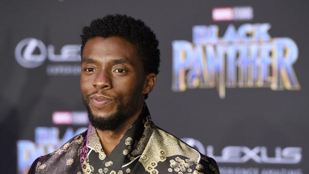 NÓNG: Tài tử Chadwick Boseman (Black Panther) qua đời sau 4 năm chiến đấu thầm lặng với căn bệnh ung thư - Ảnh 1.