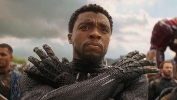 Vừa vật lộn chữa trị ung thư vừa tập luyện và ghi hình Black Panther: Từ mạnh mẽ thật chẳng đủ để nói về Chadwick Boseman - Ảnh 1.