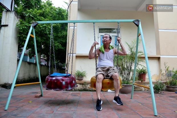 Hà Nội: Đồ phế liệu được tái chế làm khu thư giãn của người lớn, vui chơi miễn phí cho trẻ nhỏ - Ảnh 15.