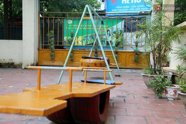 Hà Nội: Đồ phế liệu được tái chế làm khu thư giãn của người lớn, vui chơi miễn phí cho trẻ nhỏ - Ảnh 10.