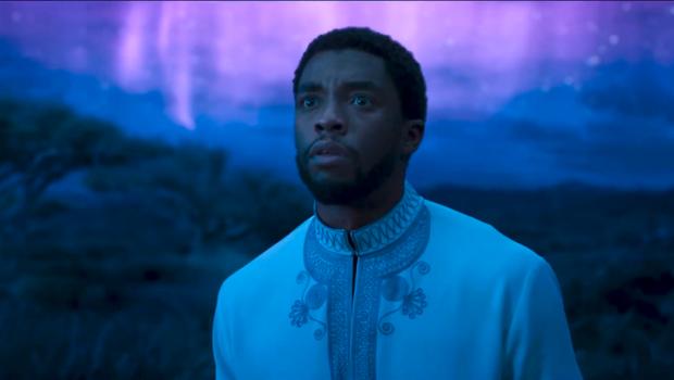 Black Panther Chadwick Boseman: Từ cậu bé bị xa lánh vì màu da đến hành trình  xoá nhoà ranh giới sắc tộc - Ảnh 9.