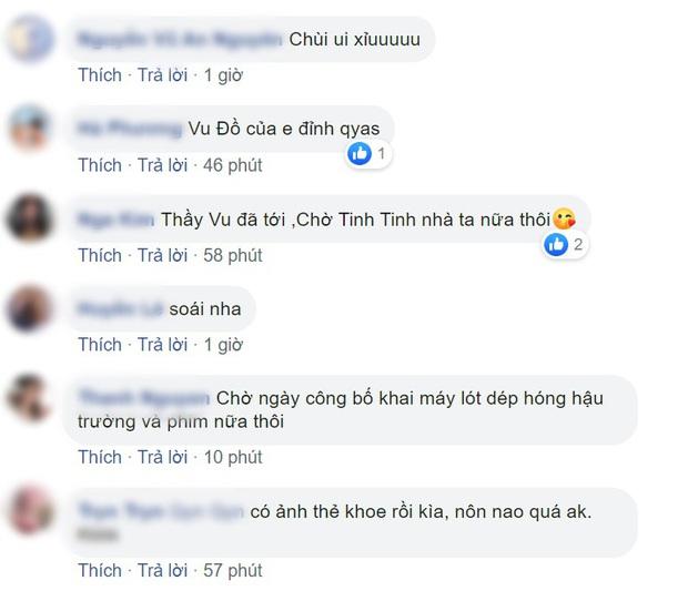 Sau lùm xùm bị fan cấm nhận vai, Dương Dương xuất hiện cực bảnh ở hậu trường phim mới - Ảnh 6.