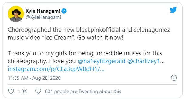 Vũ đạo Ice Cream của BLACKPINK giống y chang Red Velvet, biên đạo bị fan 2 bên chỉ trích nặng nề vì dám tái chế 2 bài cùng tên - Ảnh 1.
