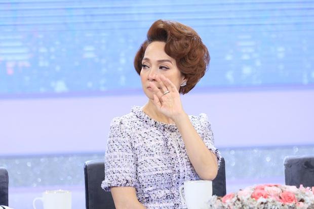 NSND Lê Khanh bật khóc trên truyền hình khi kể về lần sảy thai - Ảnh 3.