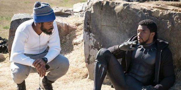 Vừa vật lộn chữa trị ung thư vừa tập luyện và ghi hình Black Panther: Từ mạnh mẽ thật chẳng đủ để nói về Chadwick Boseman - Ảnh 4.